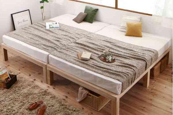 ベッド 通気性
