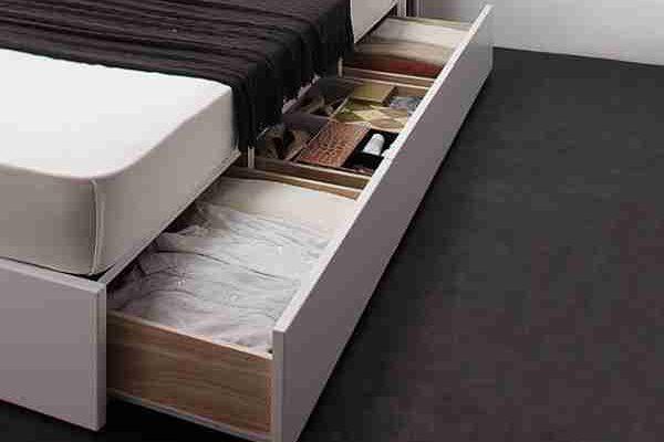 ベッド下 収納 湿気
