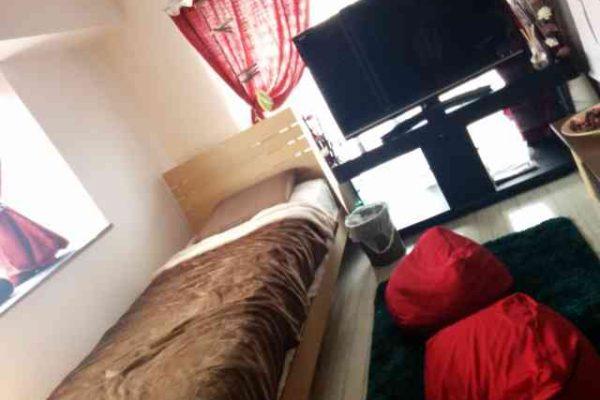 一人暮らし ベッド